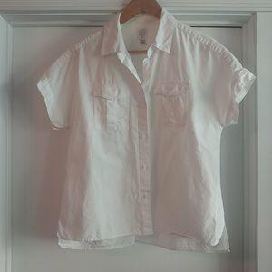 CORE Life Thick White Cotton Shirt
